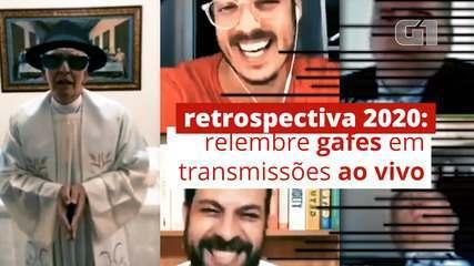 Retrospectiva 2020: relembre gafes e descuidos durante reuniões e eventos online