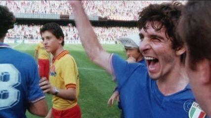 Morre Paolo Rossi, o homem que fez o Brasil chorar em 1982