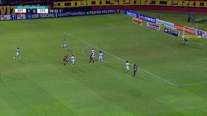 Melhores momentos de Sport 1 x 0 Coritiba pela 25ª rodada do Campeonato Brasileiro