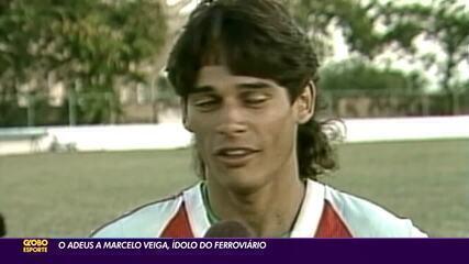 Ídolo do Ferroviário, ex-jogador e técnico Marcelo Veiga morre aos 56 anos de Covid-19