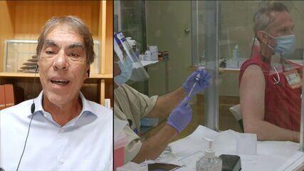 Demétrio: 'Bolsonaro incute o medo sobre a vacina'