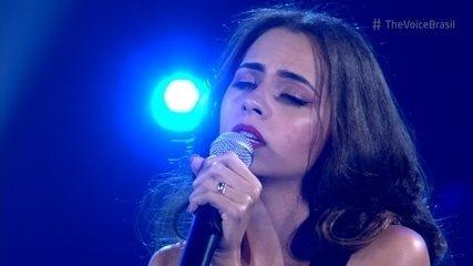 Ana Canhoto canta 'Piloto Automático' na Semifinal