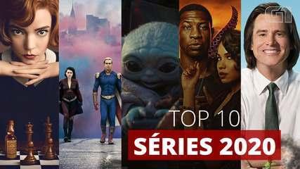 Top 10 séries de TV
