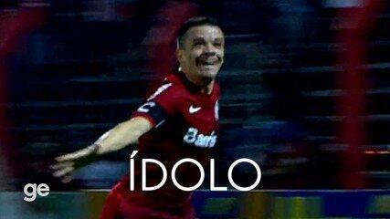Ídolo do início ao fim: relembre gols e momentos marcantes de D'Alessandro pelo Inter