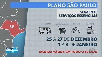 Fase vermelha no Natal e Réveillon pega comerciantes de surpresa em Ribeirão Preto