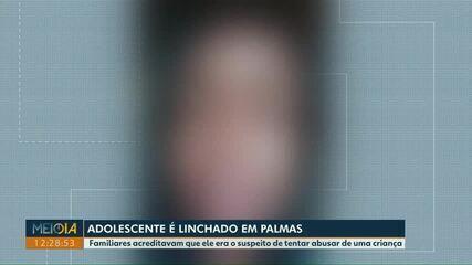 Adolescente de 17 anos é espancado em Palmas
