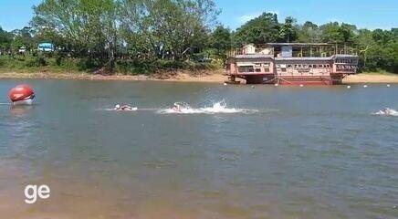 Amapaense conquista 2 medalhas de ouro no Campeonato Brasileiro de Maratonas Aquáticas