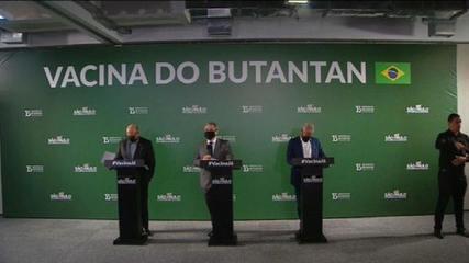 Jean Gorinchteyn: 'Eficácia da CoronaVac no Brasil é diferente de outros países'