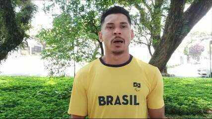 Desportistas de Rondônia desejam feliz natal e ano novo no GE
