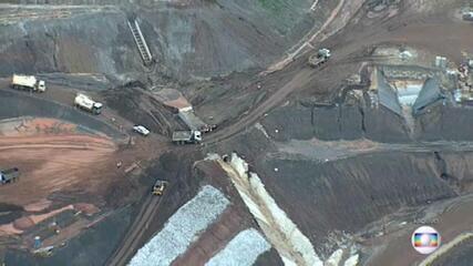 Samarco retoma extração de minério em Mariana, cinco anos depois de tragédia que matou 19 pessoas