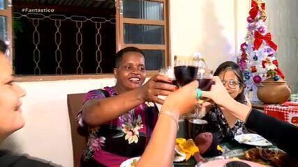 Após 38 anos em condições de escravidão, mulher passa Natal em liberdade
