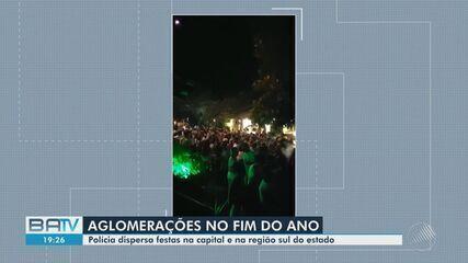 Juiz autoriza festas de réveillon com até 200 pessoas em Porto Seguro; veja
