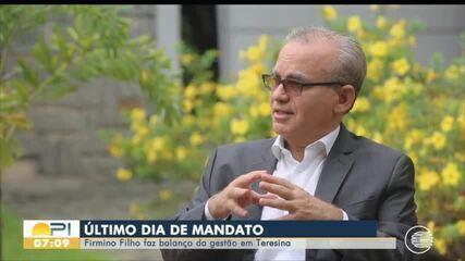 """""""Não existe nenhum plano para 2022"""", garante Firmino Filho sobre futuro político"""
