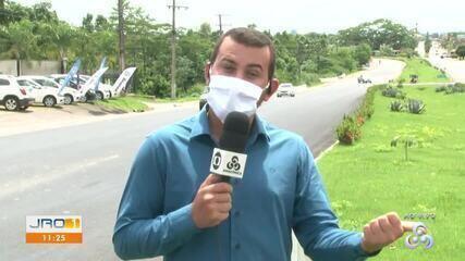 Leitos de UTI em Ji-Paraná são bloqueados