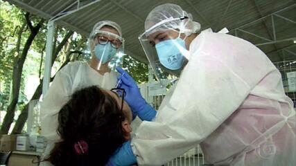 Brasil registra presença de variante do coronavírus detectada no Reino Unido