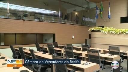 João Campos e vereadores do Recife tomam posse nesta sexta (1º)