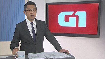 Destaques do G1: Primeiro decreto da nova gestão estabelece reajuste no IPTU para este ano