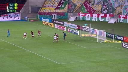 Melhores momentos: Flamengo 1 x 2 Fluminense, pela 28ª rodada do Brasileirão