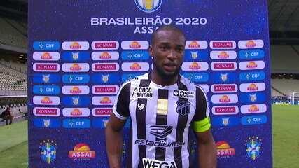 Luiz Otávio analisa a derrota do Ceará para o Internacional
