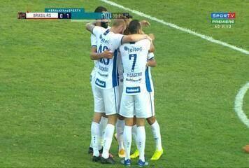Veja os melhores momentos de Brasil de Pelotas 0x1 Avaí, pela 33ª rodada da Série B