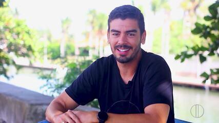 'Vai Encarar': Gustavo Garcia vive aventuras em um programa especial na tela da Inter TV