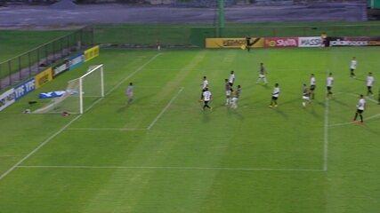 Gols de Fluminense 4 x 1 Atlético-MG, quartas de final da Copa do Brasil sub17 2020