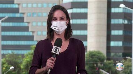 Brasil pede informações ao Japão sobre variante identificada em pessoas vindas do AM