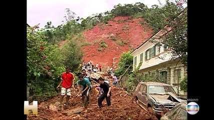 Tragédia na Serra do RJ completa dez anos; R$ 500 mi ainda devem ser investidos em obras