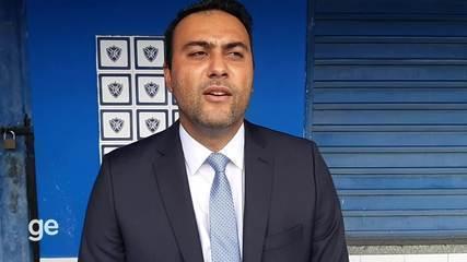 Novo presidente do Vitória-ES diz que o clube terá mais critérios nas contratações