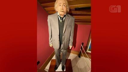 Empresário de Rolândia, criador das estátuas de cera, mantém as obras em museu