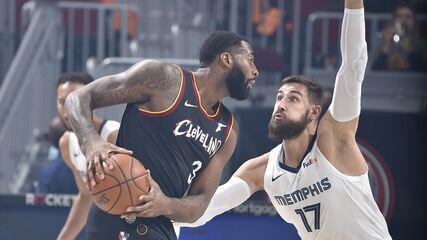 Melhores momentos: Cleveland Cavaliers 91 x 101 Memphis Grizzlies pela NBA