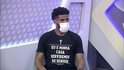 GE na Rede: Patric fala sobre quase acerto com Palmeiras em 2019; veja entrevista completa