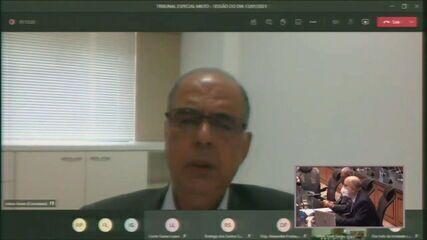Empresário diz que Witzel, governador afastado do RJ, participava de 'caixinha da propina'