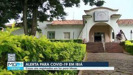 Em Ibiá, aumento de casos da Covid-19 leva à restrição de funcionamento do comércio