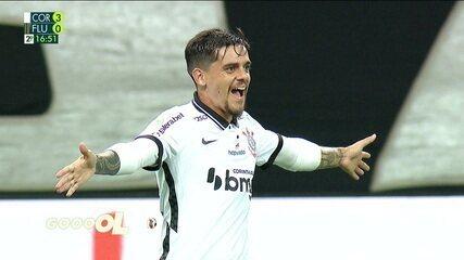 Os gols de Corinthians 5 x 0 Fluminense pela 29ª rodada do Brasileirão 2020