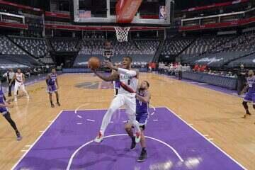 Melhores momentos: Sacramento Kings 126 x 132 Portland Trail Blazers pela NBA