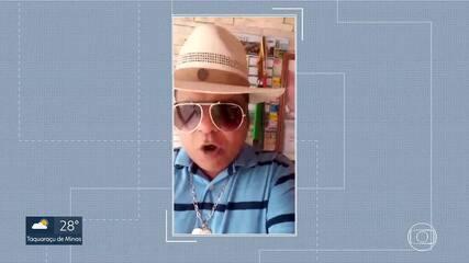 Radialista de Teófilo Otoni divulga vídeo com conteúdo racista; veja o que ele disse