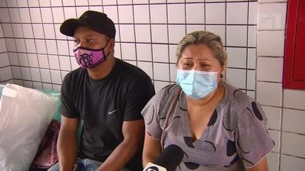Filha de paciente internado com Covid-19 denuncia falta de oxigênio para pai em hospital