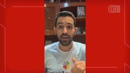 Campanha criada por projetos sociais recebe doações para ajudar Manaus