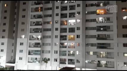 Moradores do Guará, no DF, fazem panelaço contra governo Bolsonaro