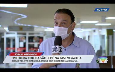 Prefeito de São José dos Campos coloca cidade em fase vermelha; veja entrevista
