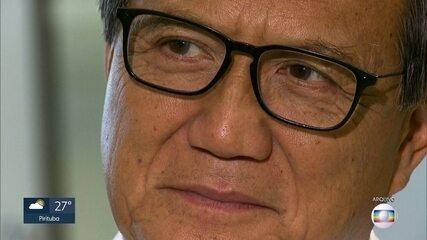 Toxicologista Anthony Wong morre em Sâo Paulo