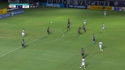 Melhores momentos: Vasco 0 x 1 Coritiba, pela 30ª rodada do Brasileirão