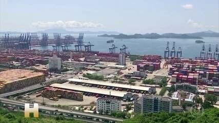 Economia da China cresce 2,3% em 2020