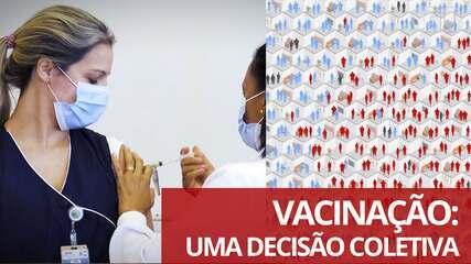 Por que a vacinação é uma decisão coletiva, não individual 