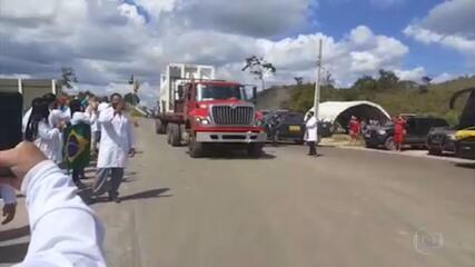 Doação de oxigênio da Venezuela deve chegar amanhã (19/01) a Manaus