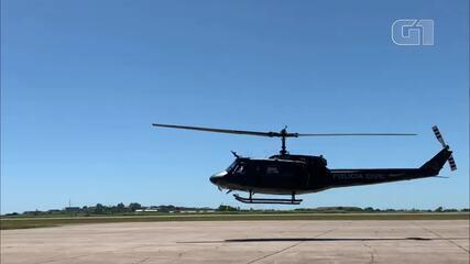 Doses da CoronaVac para o Norte Fluminense chegam em aeroporto de Campos
