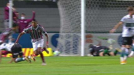 Melhores momentos: Coritiba 3 x 3 Fluminense pela 31ª rodada do Brasileirão