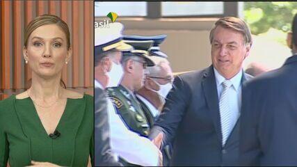Ana Flor sobre carta de Bolsonaro a Biden: 'Mudança de tom chama atenção'