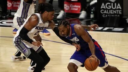 Melhores momentos: Los Angeles Clippers 115 x 96 Sacramento Kings pela NBA